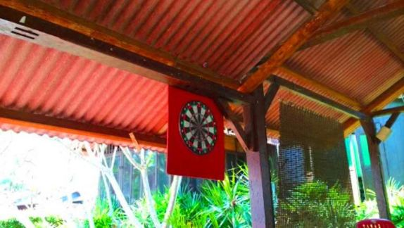 Homestay Kuala Sungai Baru Melaka papan dart