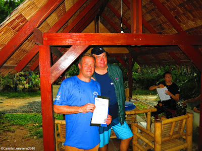 Testimonial by Lars of the December 2016 PADI IDC on Koh Phangan, Thailand