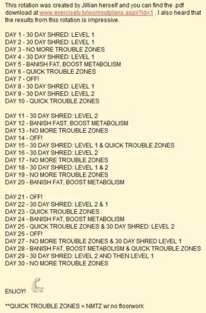 Jillian Michaels Diet Plan. The Jillian Michaels Diet is based around online courses that involve both physical activity and diet change. Highly customizable, the diet plan's selling point is the way in which it changes to suit every person's unique issues and concerns.