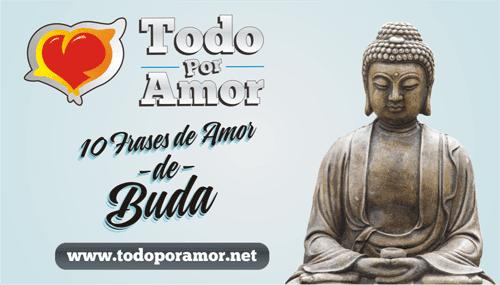 10 frases de amor de Buda