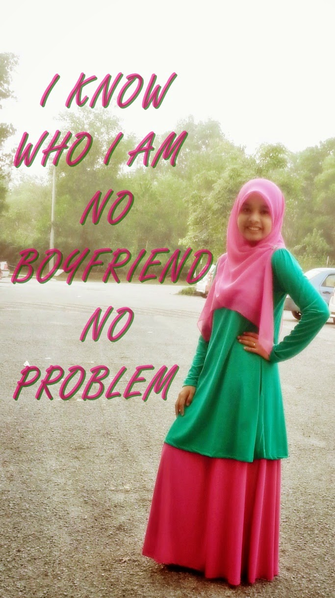 adkdayah elf, no boyfriend no problem, pink green