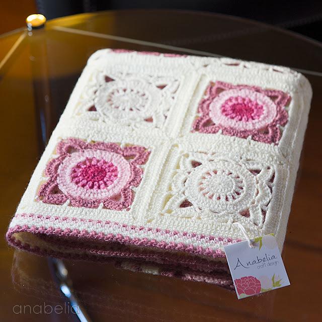 Crochet baby blanket 5, Anabelia