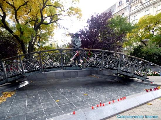Escultura de Imre Nagy