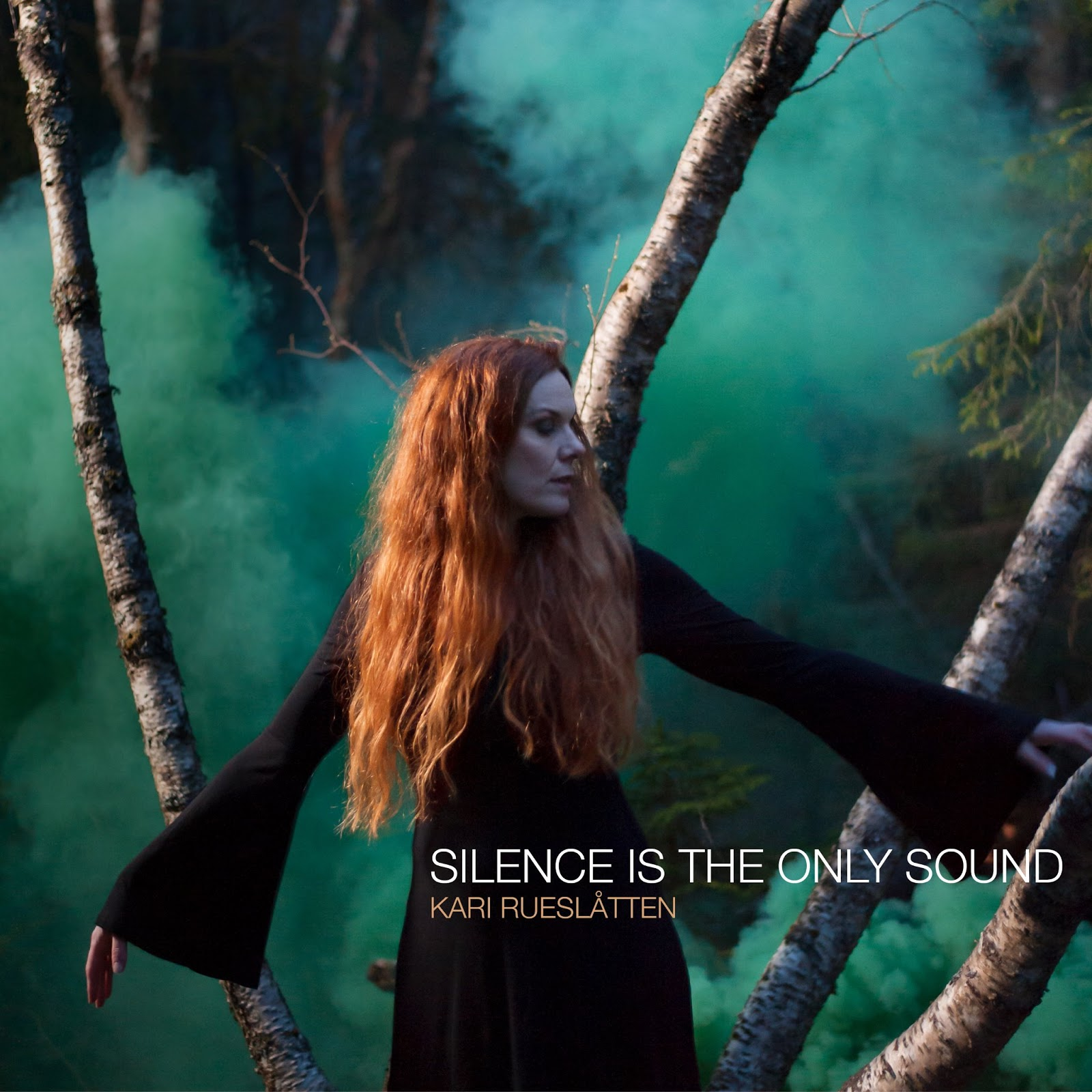 Kari Rueslåtten – Silence Is The Only Sound