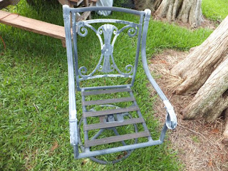 sunbrella cast aluminum chairs