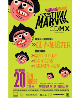 Festival Marvin en Fun House