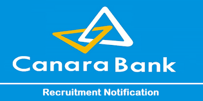 Canara Bank Jobs Recruitment