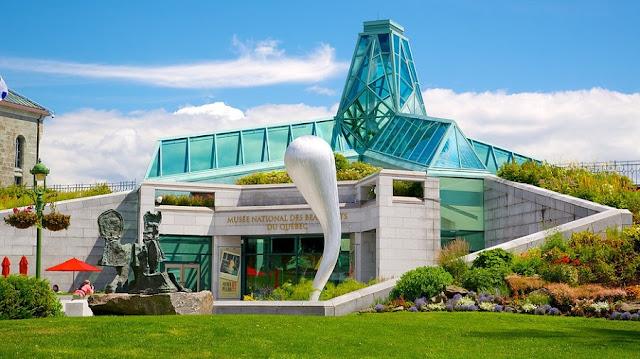 Museu Nacional de Belas Artes em Quebec