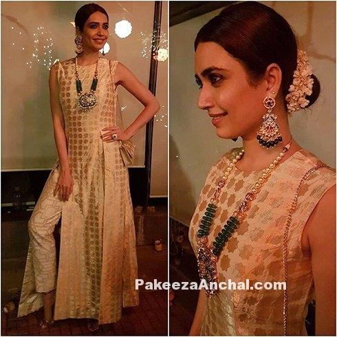 Karishma Tanna new look in Ethnic Wear Jewellery