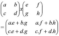 Perkalian matriks dengan matriks 2