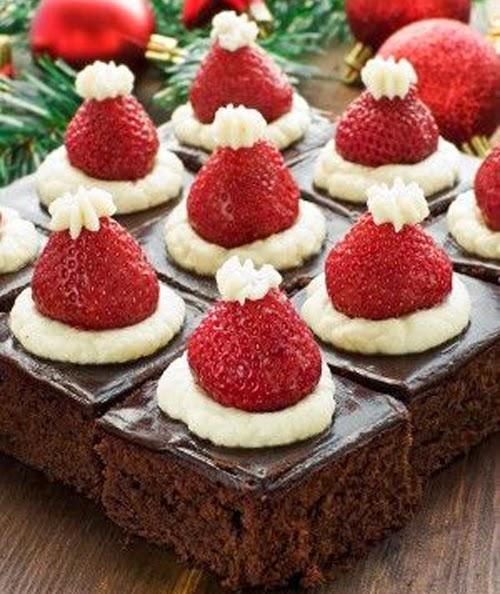 Lindisima Blog Postres De Navidad Faciles Y Bellos - Postres-navideos