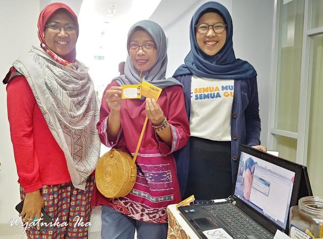 Semua Murid Semua Guru, Mencerdaskan Indonesia Dengan Jentikan Jari