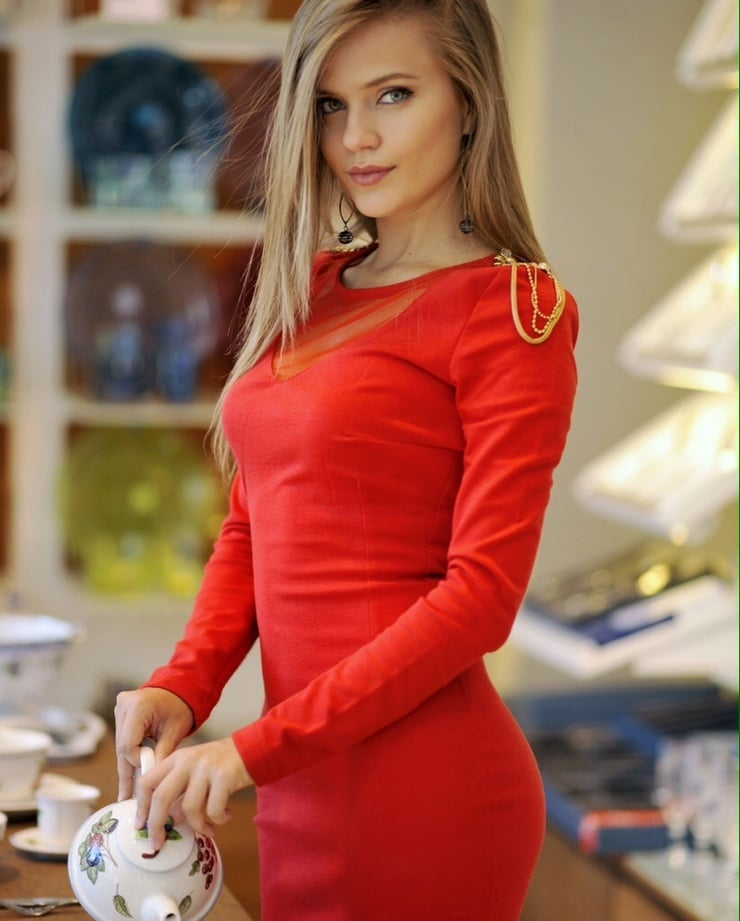 Top 10 Albanian Hottest Girls Of 2019  Most Prettiest -1718