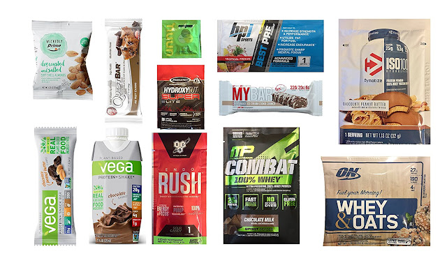 Free Sports Nutrition