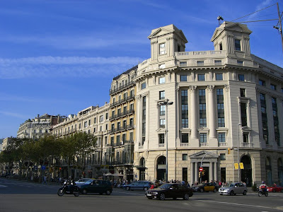 Burberry in Passeig de Gracia