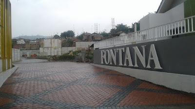Perumahan Cluster Fontana Cicaheum Dkt Antapani Padasuka