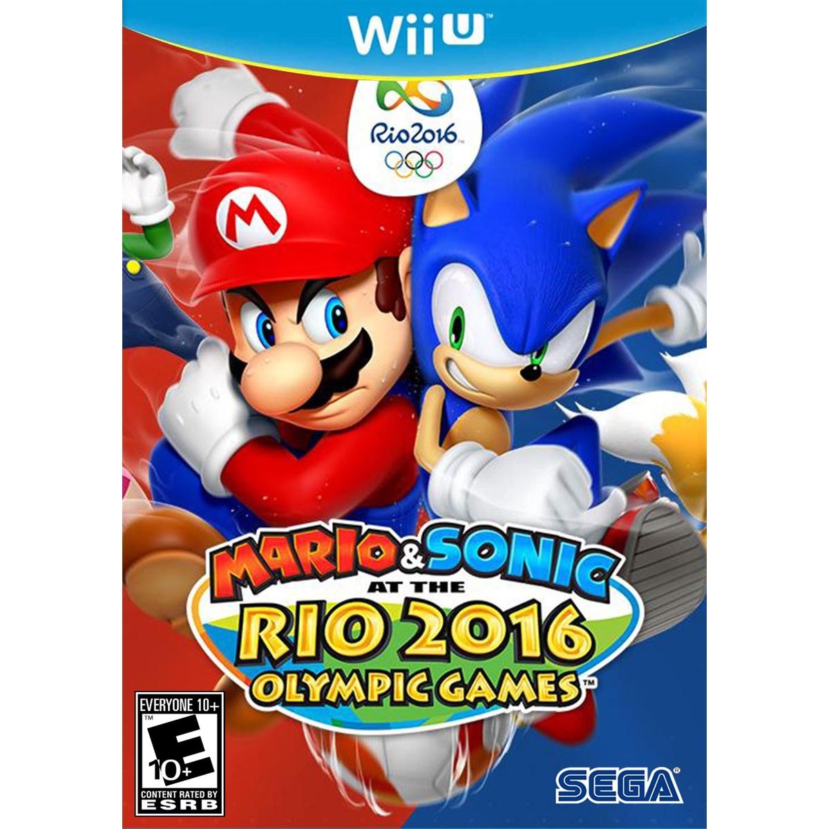 Recopilacion De Juegos Para Nintendo Wii U Mario Sonic At The Rio