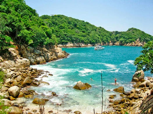 Ilha da Roqueta Acapulco