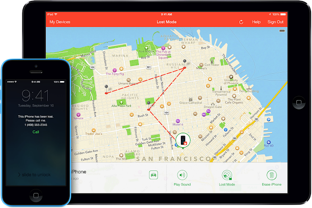 How To Track Freinds Loation On Iphone/Ipad