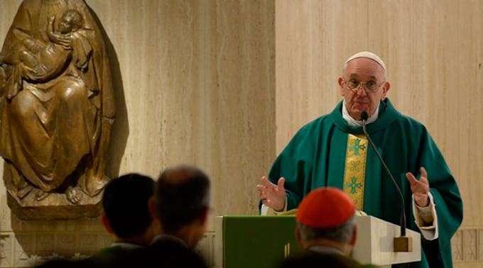 """Papa Francesco: """"La memoria cristiana è come il sale della vita: senza non possiamo andare avanti"""""""