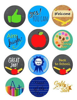 sticker paper printables