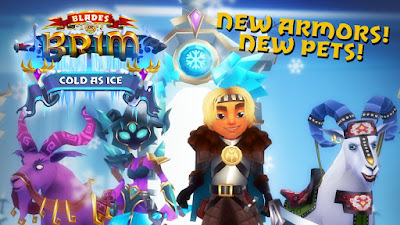 Blades of Brim MOD Unlimited Money v2.7.0 APK Full Unlocked For Android Terbaru 2016