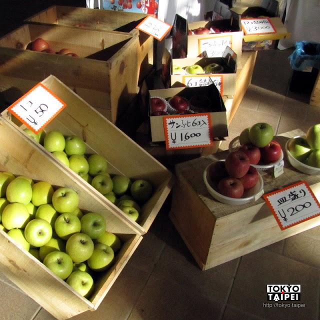 【弘前駅】充滿蘋果的車站 超便宜青森蘋果