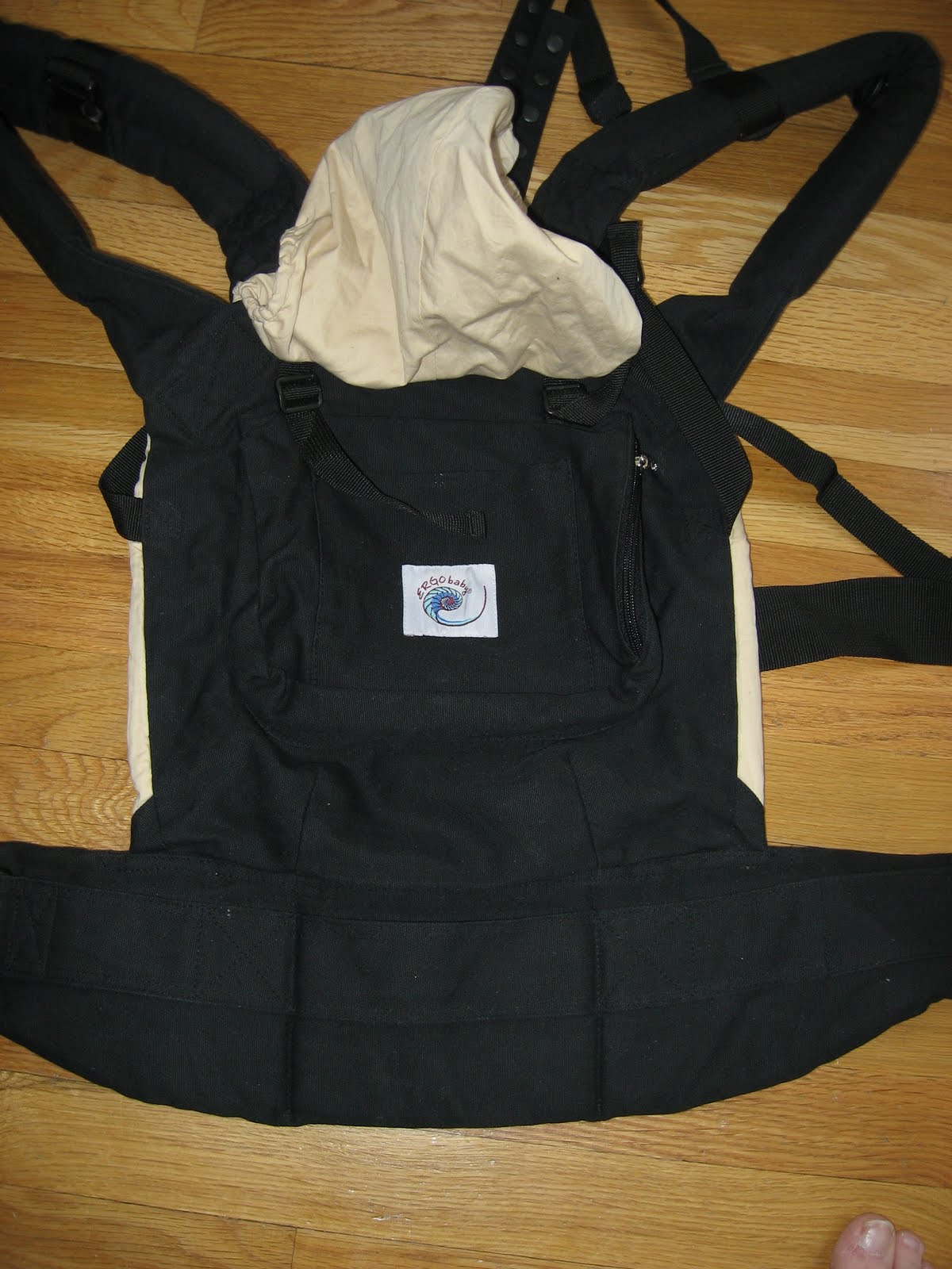 Welcome To My World Ergo Baby Carrier For Sale
