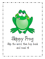 Image result for skippy frog reading strategy