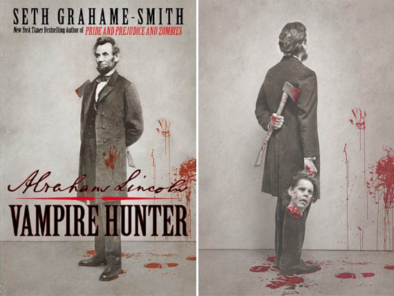 Fangs For The Fantasy Review Abraham Lincoln Vampire Hunter By Seth Grahame Smith