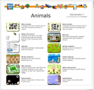 http://www.angles365.com/classroom/c3animals.htm