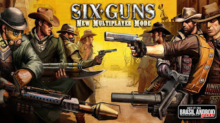 تحميل اللعبة Six-Guns نقود لاتنتهي اخر اصدار