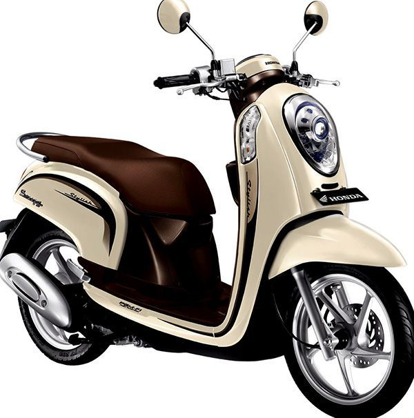 Honda BeAT POP eSP warna chic%2Bcream