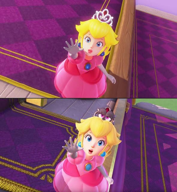 Super Mario Odyssey cada vez luce mejor, ¡mejora gráfica!
