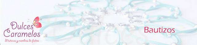 detalles invitados bautizos dulces caramelos