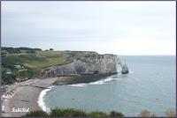 En route pour la Normandie, côté mer.