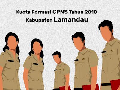 Kuota Formasi CPNS Tahun 2018 Kabupaten Lamandau