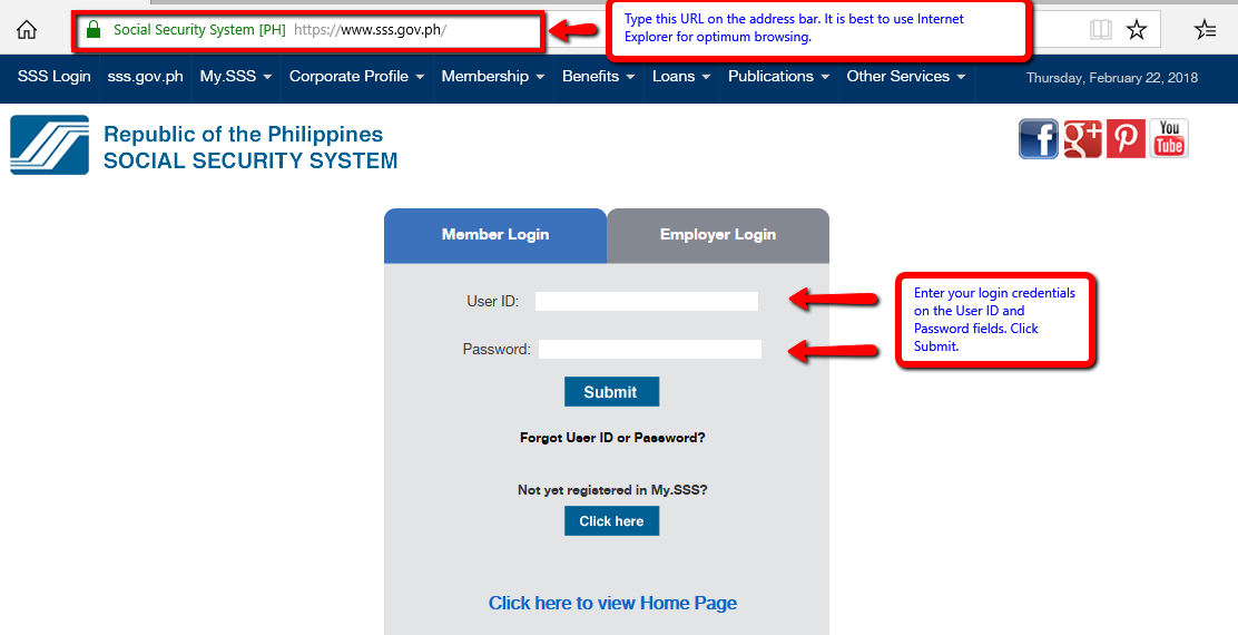 Sss Simulated Retirement Calculator Find Out Your Sss Monthly Pension When You Retire Pinoy Life Hacks