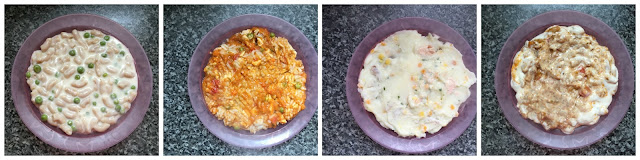 Kiddyum child meals cooked on a plate