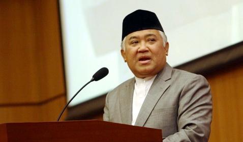 Din Syamsuddin: Kurang Toleran Apa Umat Islam di Indonesia?