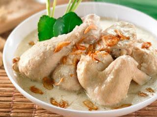 Resep Membuat Opor Ayam Enak dan Lezat