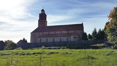 St. Mary Magdalene Catholic Church in Strzepcz