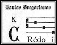 http://saopedropartituras.blogspot.com.br/p/cantos-gregorianos.html