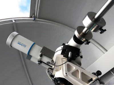 Telescopio del Parc Astronòmic del Montsec