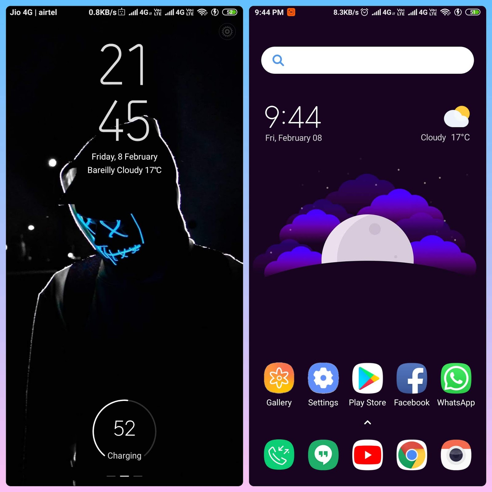Top Five Best Themes For Miui 10 2 - Circus