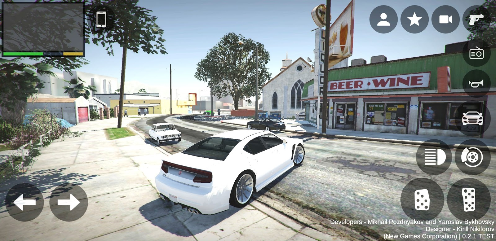 GTA 5 Android New Update (Test 0 2 1) Beta