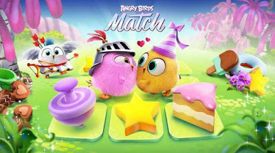 Angry Birds Match Apk + Mod (Coins/Gems/Lives/Moves) Download