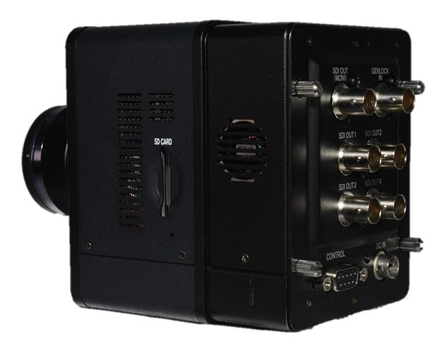 JVC GW-MD100, вид сзади