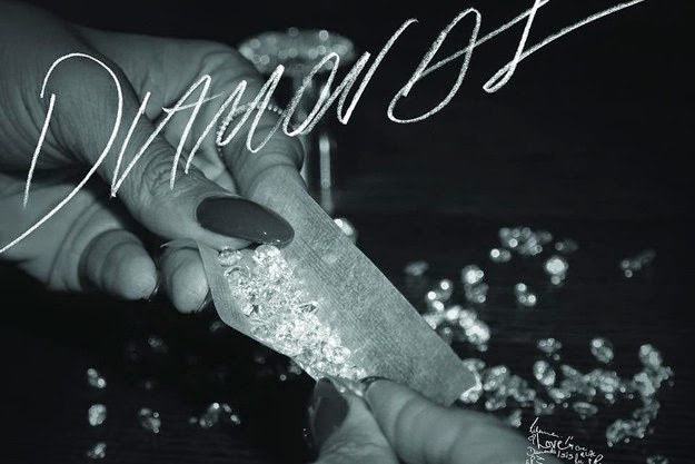 Lirik Lagu Rihanna - Diamonds Lyrics