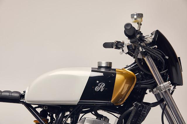 Honda XR 250 Bypass by Republica Motocicletas